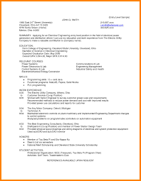 Electrical Engineering Courses List Inspirational Power Engineer Resume Sample Plant Picture Wpz
