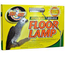 aviansun deluxe floor l bulb not included