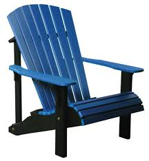 Polywood Folding Adirondack Chairs by Deluxe Adirondack Chair Polywood Dutch Haus Custom Furniture