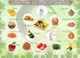 Top 10 Face Masks with Aloe Vera for Skin Whitening