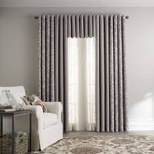 Bali Curtain Rods Jcpenney by Home Marsell Rod Pocket Back Tab Curtain Panel Tab Curtains