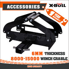 X-BULL Winch Cradle Mount Mounting Plate Bracket 4WD Bull Bar Truck ... Westin Hdx Winch Mount Grille Guard Mobile Living Truck And Suv Work Heavy Duty Bumper Buckstop Truckware Welcome To Emi Sales Llc Tractors Warn 95960 Zeon 12s Platinum 12000 Lbs 1992 M916a1 Military Semi 6x6 45lbs Winch Sold Midwest 12v 14500lbs Steel Cable Electric Winch Wireless Remote 4wd Truck Time Ultimate Tow Upgrades Wtr 8lug Magazine Bootlegger The Truck Doin Wheelies Youtube Badland Winches 12 000 Lb Offroad Vehicle With Automatic How To Choose Best For Your Pickup Buy Prolink Factor 55 Shackle Hook Electric Hydraulic Winches Commercial Equipment