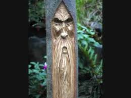 wood spirit carving tutorial 3 wmv youtube