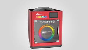 XYZPrinting Announces A 3000 Full Color 3D Printer