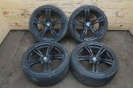 100 20 Inch Rims For Trucks Set Wheel LA 343 Rim Tire 36112284599 OEM BMW M5 F10 12