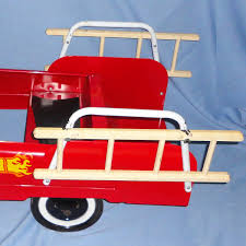 AMF FIRE FIGHTER UNIT 508 RED PEDAL CAR BELL LADDERS RAILS STEERING ... John Deere Pedal Car Fire Truck M15 Nashville 2015 Fall Auction Owls Head Transportation Museum Murray Rpainted Engine Sale Number 2722t Lot A Late 20th Century Buddy L Childs Fire Truck Pedal Car 34 Classic Kids Black Or Red Free Shipping My A Crished Childhood Toy Collectors Weekly Lifesize And Then Some General Hemmings Daily Baghera Toy Mee Ldon Antique Cars 1950 Vintage1960s Super Deluxe Hap Moore Antiques Auctions Retro Fighter Comet Sedan Replica Vintage