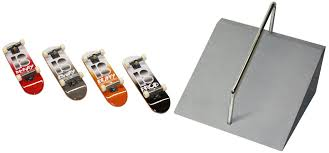 Amazon Tech Deck Scooter by Amazon Com Tech Deck Build A Park Ramp With Plan B Board Pack