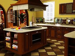 Yes I Did Just Pin A Sims Kitchen On My Home Board