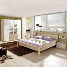 priess achat schlafzimmer mit futonbett 2 nachtkommoden kleiderschrank und kommode in livorno buche und lichtweiß