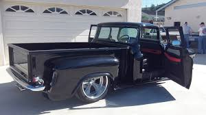1955 Chevy Pickup – Loose Cannon Customs 1955 Chevy 3100 Stepside Pickup Truck Stock Photo 28439827 Alamy Cameo Hot Rod Network Chevrolet 3600 Gateway Classic Cars 299hou 2 Year Backyard Rebuild Step By Youtube Chevy Truck Cookees Drivein 55 59 195558 The Worlds First Sport 57 Unique Walk Around Second Series Chevygmc Brothers Parts David Lawhuns 1st Ute V8 Patina Faux Custom In Qld Nice Awesome Other Pickups Pickup