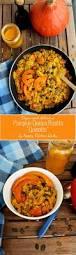Pumpkin Risotto Recipe Vegan by Vegan Pumpkin Quinoa Risotto
