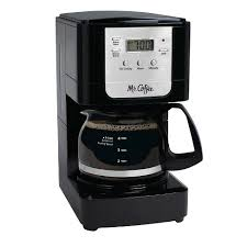 Mr CoffeeR Advanced Brew Coffee Maker Black JWX3
