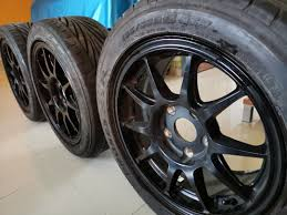 100 15 Inch Truck Tires Rims With Tire TC105N Car Accessories Tyres Rims On Carousell