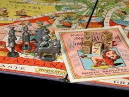 Beautiful Old Board Games