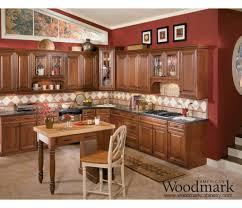 Cabinet Surprising American Woodmark Newport White Square