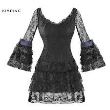 popular dress corset black buy cheap dress corset black lots from