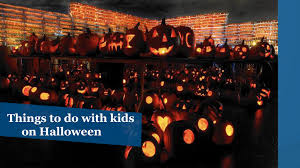Things To Do On Halloween by 15 Things To Do With The Kids For Halloween Chicago Tribune