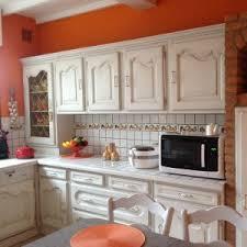 cuisine blanc cérusé cuisine ceruse gris beautiful cuisine et grise ide