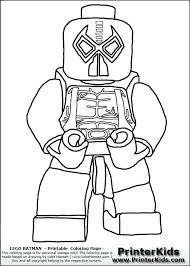 Lego Star Wars Coloring Pages Online Batman