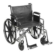 100 Rocking Chair Wheelchair Drive Sentra EC Heavy Duty With Desk Arms Swing Away