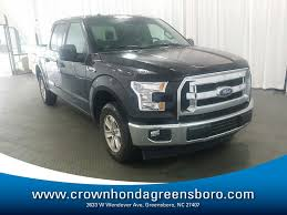Used 2017 Ford F-150 For Sale | Greensboro NC