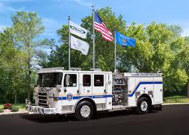 100 Game Truck Nj Laurel Volunteer Rescue Squad Pumper
