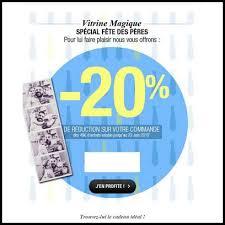 code promo vitrine magique livraison gratuite 28 images la