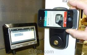 Yale to offer an NFC door lock opened with a smartphone Geek