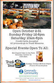 Pumpkin Patch In Orlando Fl by Pumpkin Patch And Trunk Or Treat In New Smyrna Beach 2017