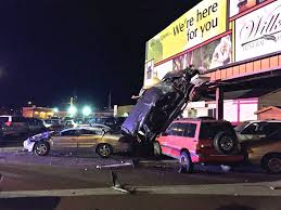 Flying Car — Woman's Car Blasts Through Dealership, Hits Billboard ... 511 Best Idahome Images On Pinterest Boise Idaho Idaho And The Truck Wash Decatur Al T R A N S P O E W Fish Game Nabs Two Continual Poachers Xtreme 2017 Annual Report Rush Center Sealy Dodge Trucks New Used Cars For Sale Ron Sayer Nissan Falls Id 2015 Intertional Prostar 5003611123 2018 Chevrolet Colorado For In Paper Cssroads Point Businses Property Photo Gallery