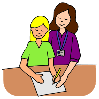 Occupational Therapist Clipart