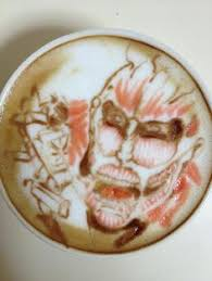 Artist Decorates Cappuccinos With Geeks And Colorful Characters