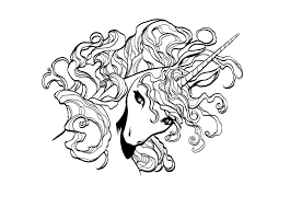 Best Unicorn Coloring Pages For Adult Free To Print