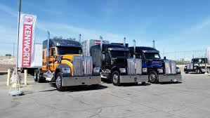 100 Kw Truck Differences Between Kenworths W900L And W990
