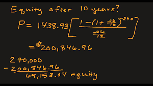 Sinking Fund Formula For Depreciation by Precalc Amortization And Sinking Funds Youtube