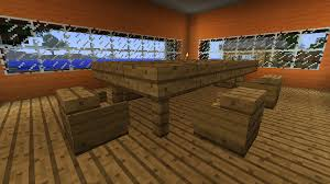 35 Best Minecraft Pe Dining Room Ideas Lounge Furniture