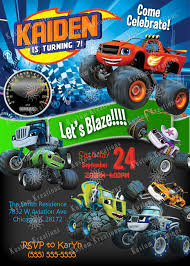 Blaze And The Monster Machines Birthday Invitations | Kustom Kreations Monster Jam Party Supplies And Invitationsthis Party Nestling Truck Invitations Monster Truck Invitation Other Than Airplanes Birthday Shirt Cartoon Extreme Sports Vector Stock Royalty Printable Chalkboard Package Archives Diy Home Decor Crafts Blaze The Machines 8 Ct Walmartcom Gangcraft Grave Fill In Style 20 Count Invitations Compare Prices At Nextag Invitation Racing Car 2 3 4 5