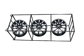 Wheel Display Racks Mwd Hold Up To 8 Wheels Martins Industries