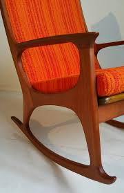 Single Rocking Chair | Homes Ideas Design : Teak Rocking Chair ... Danish Modern Mid Century Rocking Chair By Selig At 1stdibs By Georg Jsen For Kubus Viesso Soren Whosale Chairs Living Room Fniture George Oliver Dominik Wayfair Masaya Co Amador Wayfairca Plastic Black Harmony Belianicz Cado Rocking Chair In Rosewood And Leather Ole Wanscher
