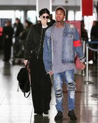 Fall Kanye West Clothes Streetwear Mens Autumn Winter Denim Blue Men Jacket Ripped Quality Hip Hop