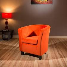 Modern Large Comfy Burnt Orange Fabric Armchair Tub Chair New ... Dusk Velvet Tub Chair Oliver Bonas Foxhunter Armchair Faux Leather Ding Room Office Vegas Fabric Upholstered Modern Style Grey Or Tartan Appealing Kids Chairs 62 For Your Used With Linen Living Georgian A Fully Upholstered Style Bucket Large Comfy Burnt Orange New Kt Seat Height 280mm Hove Tub Chair Handmade In Uk Chairmaker Stripe Fniture Brown Black Wood Natural Floral