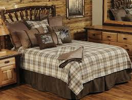 Jacobs Plaid Bedding Collection