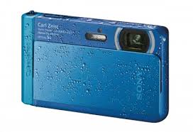 Sony Cybershot TX30 Rugged Point and Shoot Camera Better