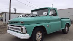 100 1964 Chevy Truck Project Chevrolet C10 Stepside Barn Find YouTube
