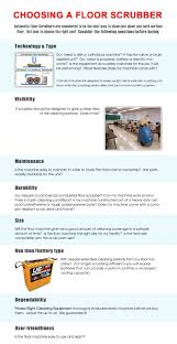 Clarke Floor Scrubber Batteries by Priced Right Cleaning Equipment Floor Scrubbers Floor Buffers