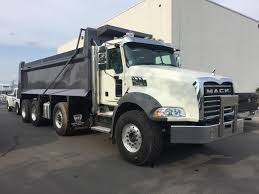 MACK 2018, 2019 GU813 Dump Truck - Maple ON | Truck And Trailer ...