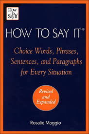 how to say it by fresquivol issuu