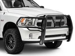 100 Ram Trucks 2013 HDX Grille Guard Black 0918 RAM 1500 Excluding Express Sport Rebel