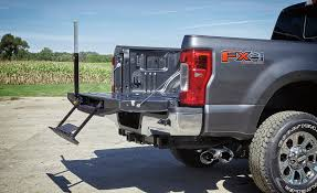 The Most Innovative New Pickup-Truck Features