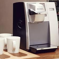 A Keurig Coffee Maker